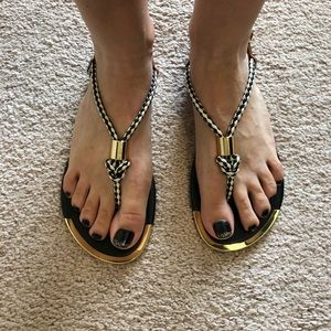 Mossimo Sandals (Size 8)